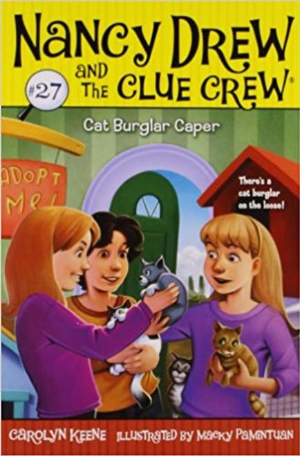 Cat Burglar Caper by Carolyn Keene