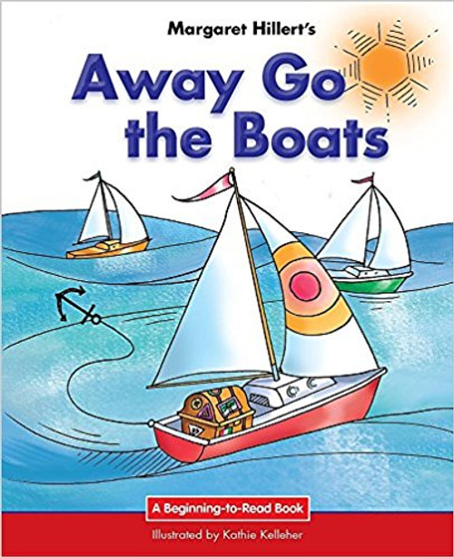 Away Go the Boats (Paperback) by Margaret Hillert