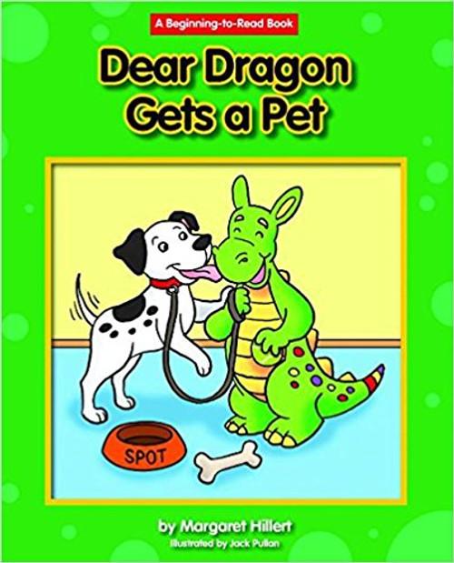 Dear Dragon Gets a Pet by Margaret Hillert