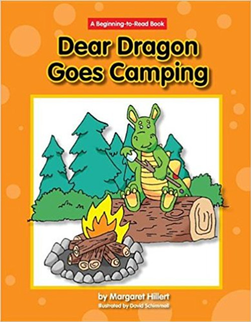 Dear Dragon Goes Camping by Margaret Hillert