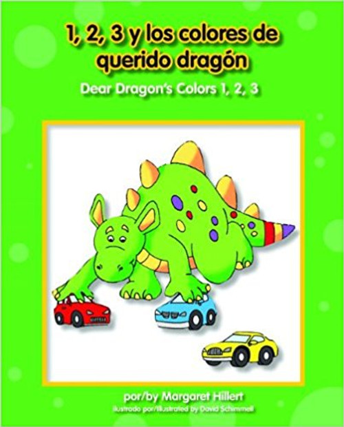 1, 2, 3 y los Colores de Querido Dragon/Dear Dragon's Color 1, 2, 3 by Margaret Hillert