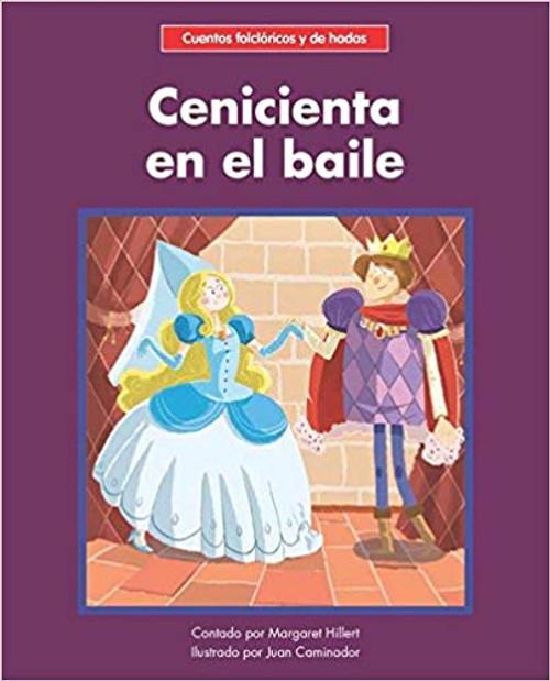 Cencienta en el Baile/Cinderella at the Ball by Margaret Hillert