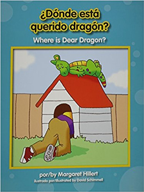 Donde Est Querido Dragn? / Where Is Dear Dragon? by Margaret Hillert