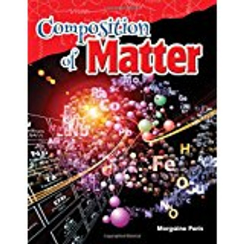 <p>Matter is everywhere. It is anything that can be touched, moved, or interacted with physically. But when breaking matter down into its tiniest pieces, we find that atoms are made almost entirely of empty space. Join nuclear physicists in exploring how matter acts to make predictions about the world in this engaging physical science book. Fifth-grade readers will examine subatomic particles and electron shells, elements and compounds, covalent and ionic bonds, the periodic table of elements, and more through this high-interest informational text filled with vibrant photographs. Aligned to the Next Generation Science Standards, a hands-on &ldquo;Think Like a Scientist&rdquo; lab activity and a &ldquo;Your Turn&rdquo; page at the end of the book support STEM Education and provide young scientists with an opportunity to apply what they&rsquo;ve learned in the text. Helpful diagrams and text features, such as a glossary and index, are also included to reinforce content-area literacy and improve close reading.</p>