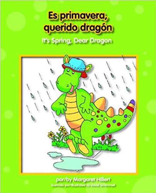 Es primavera, querido dragón / It's Spring, Dear Dragon by Margaret Hillert