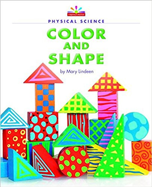 Color and Shape by Mary Lindeen