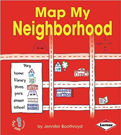 Map My Neighborhood by Jennifer Boothroyd