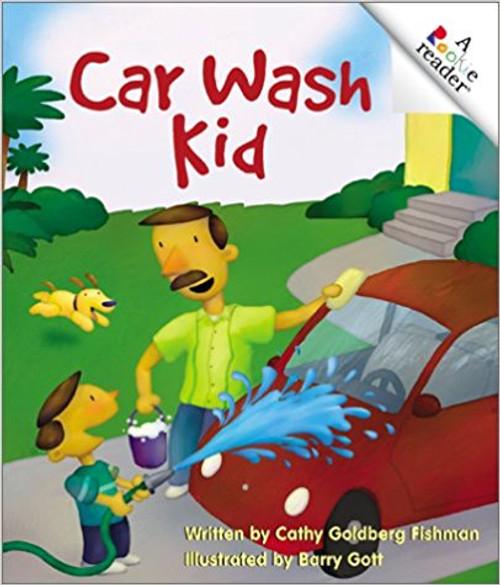 Car Wash Kid by Cathy Goldberg Fishman