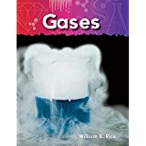 <p>What continues to expand to take up all the space it can? Gases! A gas is a state of matter, like a liquid and a solid. But it has properties that are quite different. In this book, read all about the differences and what makes a gas a gas.</p>