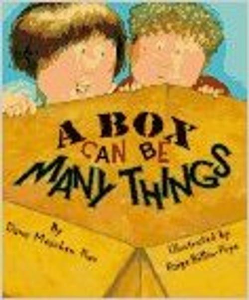 A Box Can Be Many Things by Dana Meachen Rau