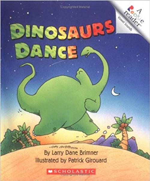 Dinosaurs Dance by Larry Dane Brimner