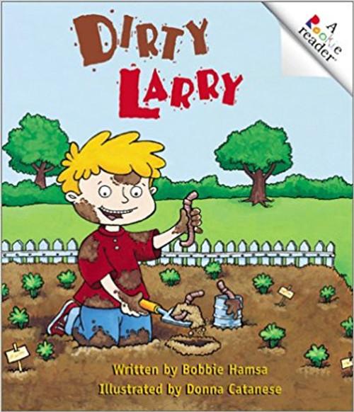 Dirty Larry by Bobbie Hamsa