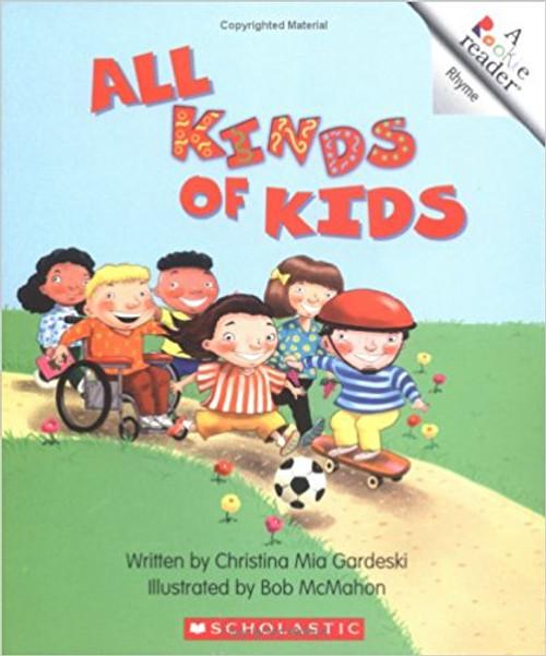 All Kinds of Kids by Chriatina Gardeski