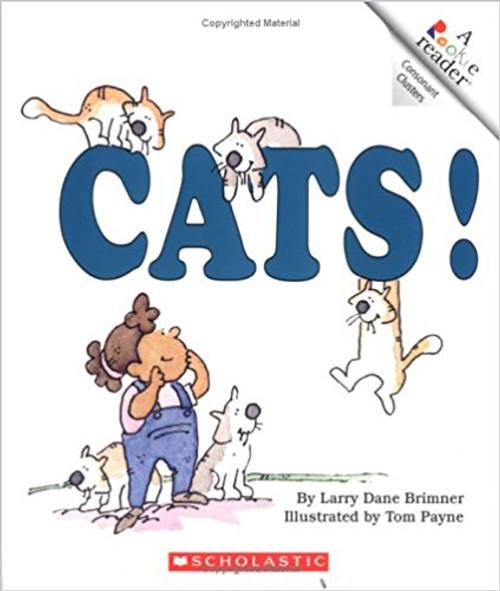 Cats! by Larry Dane Brimner
