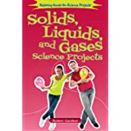 <p>This book investigates the states of matter and the properties of solids, liquids and gasses. Some experiments detailed in the book include finding the mass and density of gases, making solids and liquids disappear and reappear, liquid surface tension and viscosity and the conductivity and effects of temperature on matter.</p>