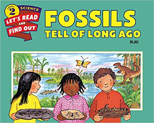 Fossils Tell of Long Ago by Alik