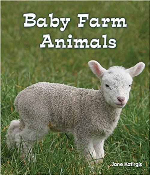 Baby Farm Animals by Jane Katirgis