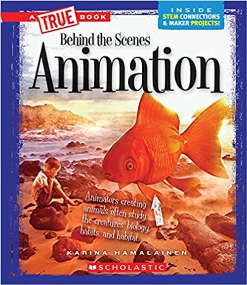 Animation by Karina Hamalainen