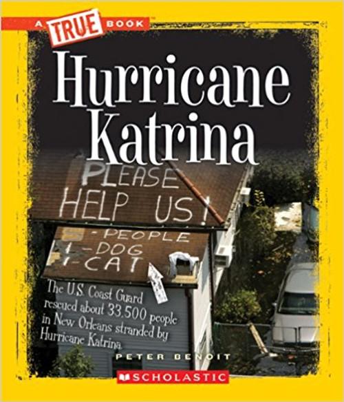 Hurricane Katrina by Peter Benoit