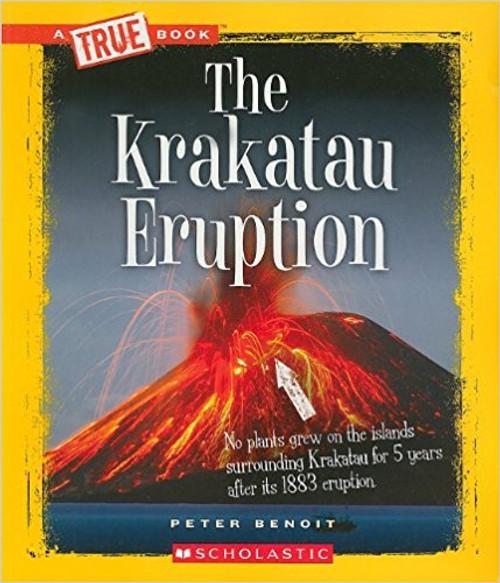 The Krakatau Eruption by Peter Benoit