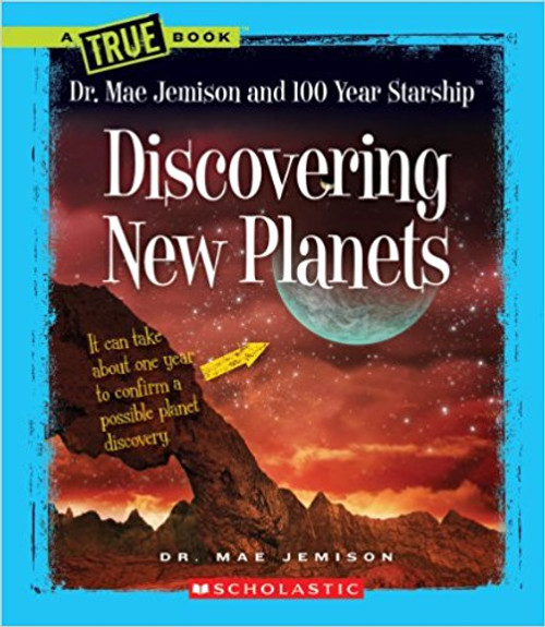 Discovering New Planets by Mae Jemison