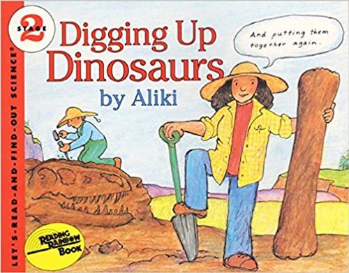 Digging Up Dinosaurs by Alik