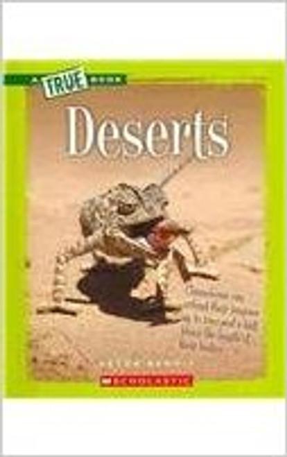 Deserts by Peter Benoit