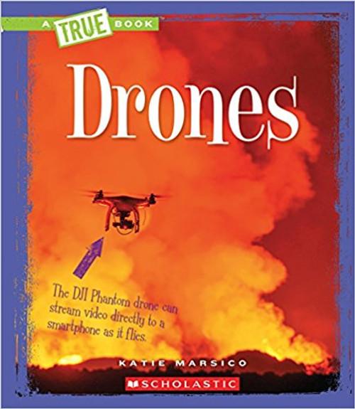 Drones by Katie Marsico