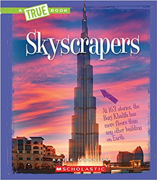 Skyscrapers by Katie Marsico