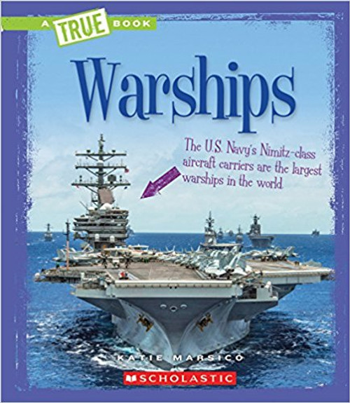 Warships by Katie Marsico