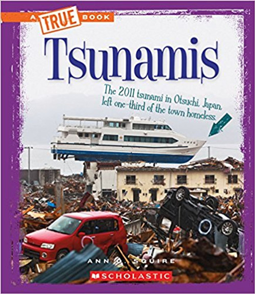 Tsunamis by Ann O Squire
