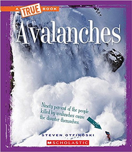 Avalanches by Steven Oftinoski