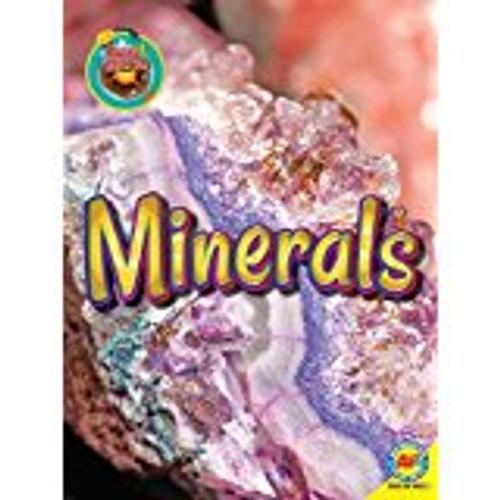 <p>Minerals by Patricia Miller-Schroeder</p>