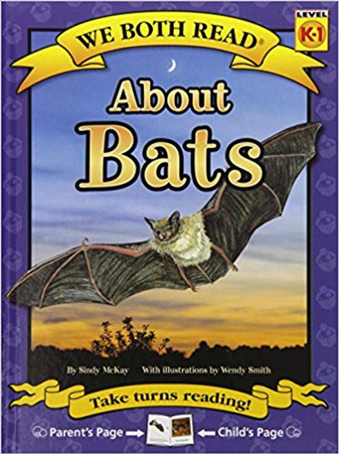 About Bats by Sindy McKay