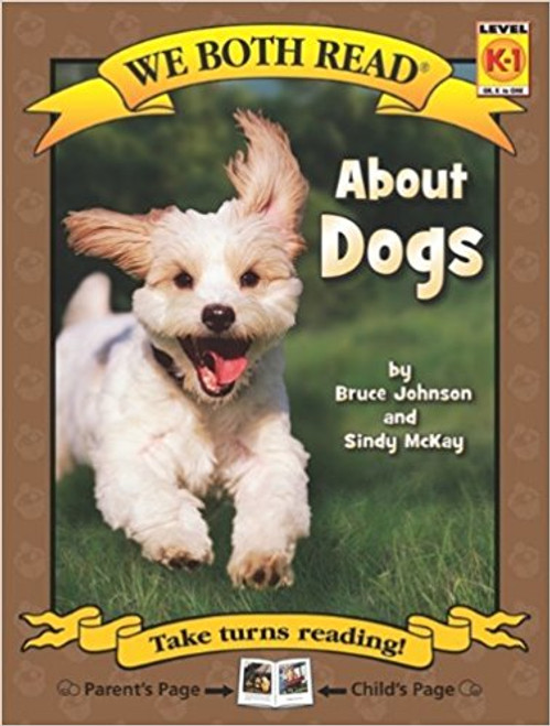 About Dogs by Bruce Johnson