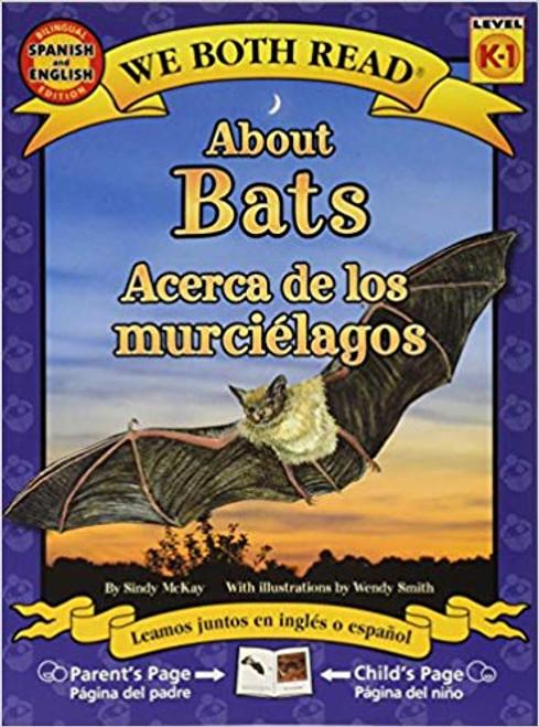 About Bats/Acerca de los Murcielagos by Sindy McKay
