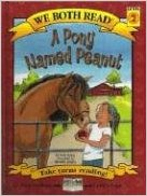 A Pony Named Peanut by Sindy McKay