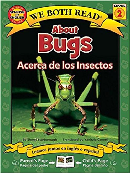 About Bugs/Acerca de los Insectos by Sheryl Scarborough