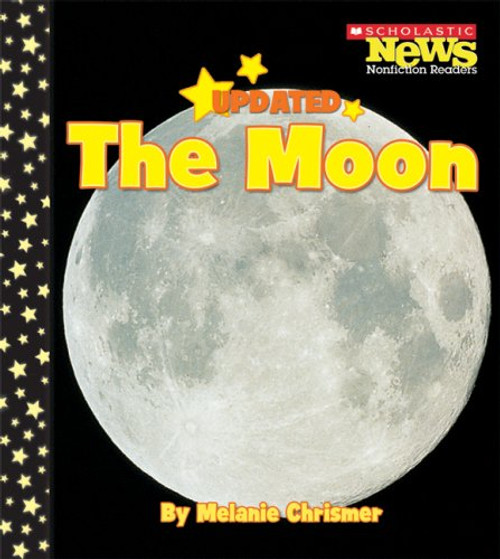 <p>Using simple text, describes the characteristics of the Moon.</p>