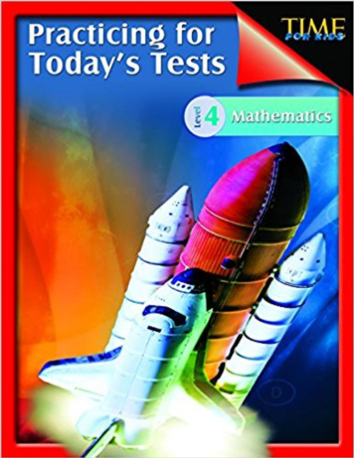 Practicing for Today's Tests: Mathematics, Level 4 by Charles Aracich