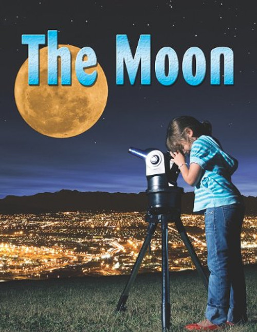 <p>Stunning images and simple text take young readers on an incredible journey to the moon Earths closest neighbor in space. Readers learn about the moons phases, features, and other amazing facts.</p>