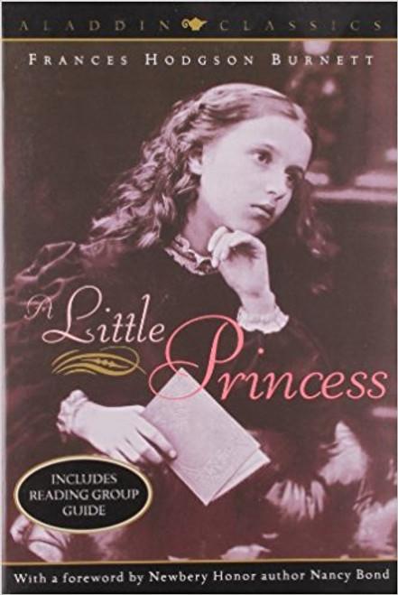A Little Princess (Aladdin Classics) by Frances Hodgson Burnett