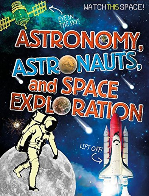 <p>Uncover the amazing story of astronomy from telescopes in space to outstanding observatories. Learn about the latest space probes, how rockets lift off, and what it's like living in the weightlessness of space. And find out about the remarkable astronauts who have spacewalked their way into history.</p>