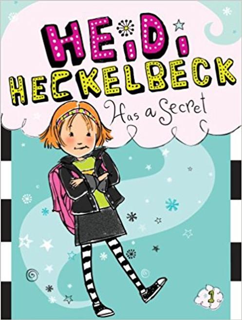 Heidi Heckelbeck Has a Secret by Wanda Coven