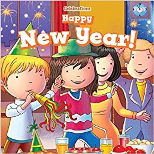 Happy New Year! by Clara O Coleman