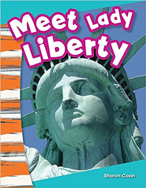 Meet Lady Liberty by Sharon Coan