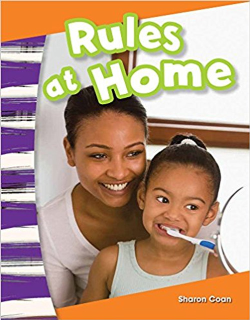 Rules at Home by Sharon Coan