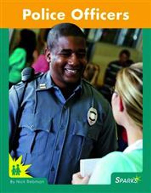 Police Officers by Jenna Lee Gleisner