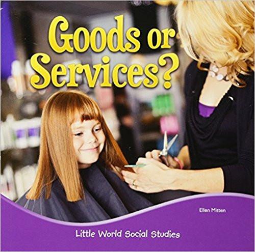 Goods or Services by Ellen Mitten