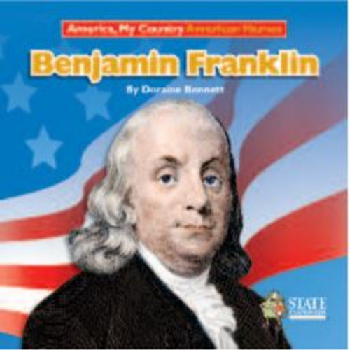 Benjamin Franklin by Doraine Bennett
